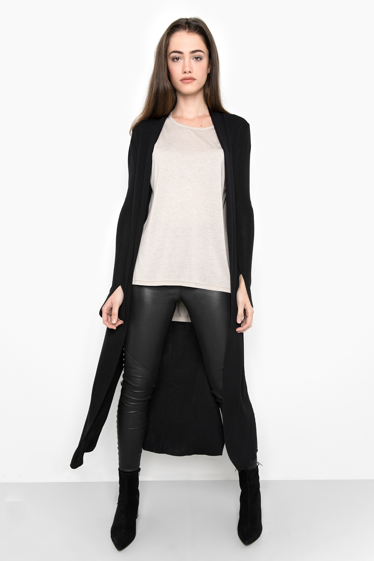 Cardigan Jess black Tigha Clearance Get To Buy Buy Cheap Original Best Price bs0j76