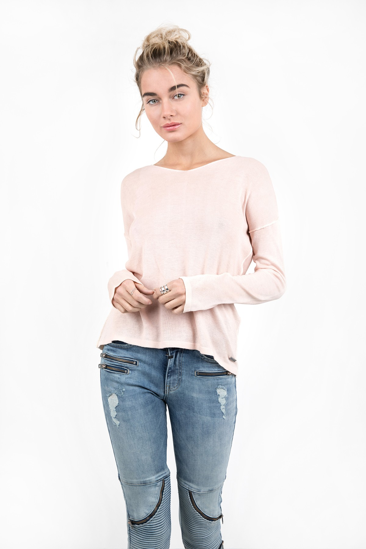 Great Deals Pullover Tessy pink Tigha Clearance Footlocker Finishline New Lower Prices Cheap Sale Footaction Best Seller Cheap Online rsP3lCGeS