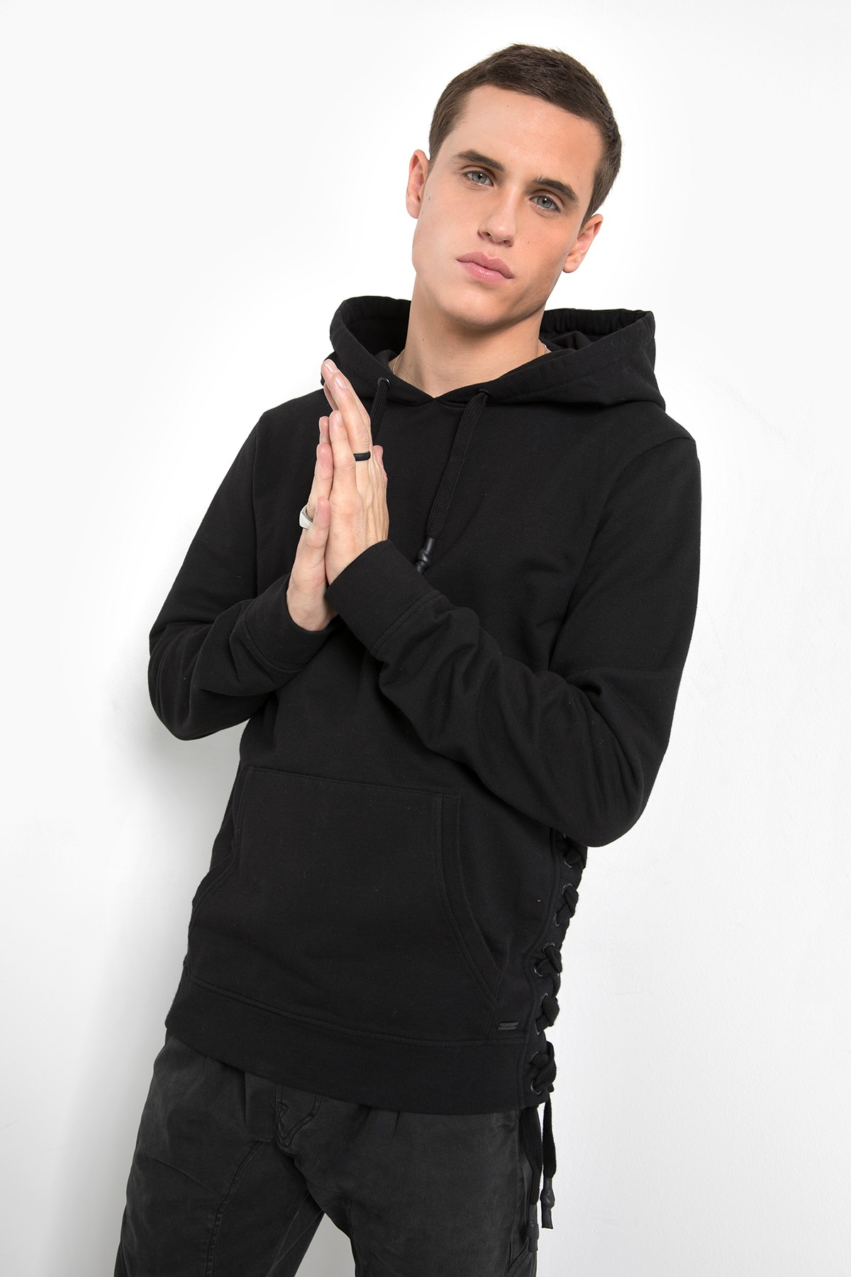 Visit Outlet For Cheap Hoodie Winsten black Tigha lDt1ntMGJ
